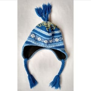WINTER SALE! Igloos Blue Winter Hat